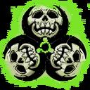 BioSkulls Decal