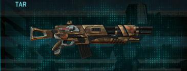 Indar plateau assault rifle tar