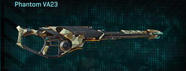 Desert scrub v1 sniper rifle phantom va23