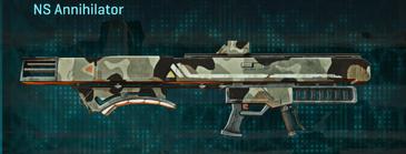 Desert scrub v1 rocket launcher ns annihilator