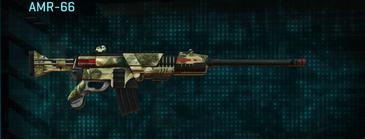 Palm battle rifle amr-66