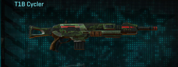 Amerish leaf assault rifle t1b cycler