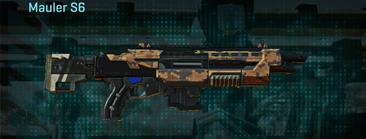 Indar canyons v1 shotgun mauler s6