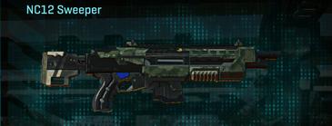 Amerish brush shotgun nc12 sweeper