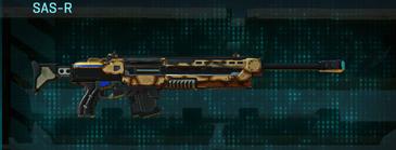 Giraffe sniper rifle sas-r