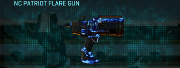 Nc digital pistol nc patriot flare gun