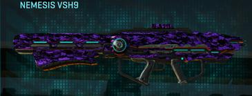 Vs digital rocket launcher nemesis vsh9