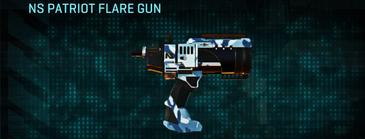 Nc urban forest pistol ns patriot flare gun