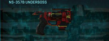 Tr zebra pistol ns-357b underboss