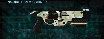 Indar dry ocean pistol ns-44b commissioner