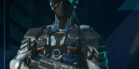 Infiltrator Composite Armor