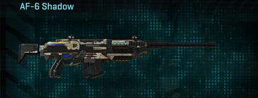 Desert scrub v2 scout rifle af-6 shadow