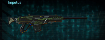 Amerish forest v2 sniper rifle impetus