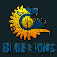 Blue Lions Emblem