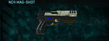 Indar dry ocean pistol nc4 mag-shot