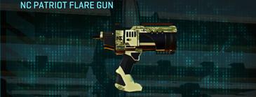 Palm pistol nc patriot flare gun