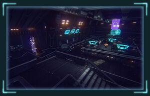 Tech Plant -Main overwatch location 32