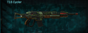 Amerish leaf assault rifle t1s cycler