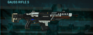 Rocky tundra assault rifle gauss rifle s