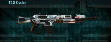 Esamir ice assault rifle t1s cycler