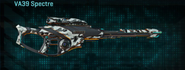 Forest greyscale sniper rifle va39 spectre