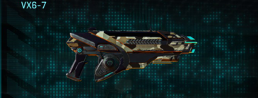 Desert scrub v1 carbine vx6-7