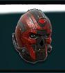 TR Heavy Helm MilitantSkull