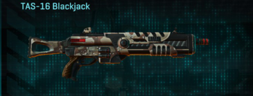 Desert scrub v2 shotgun tas-16 blackjack