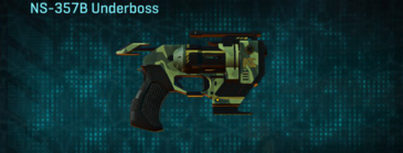 Amerish forest pistol ns-357b underboss