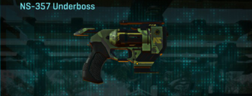 Amerish leaf pistol ns-357 underboss