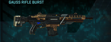 Indar plateau assault rifle gauss rifle burst