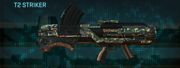 Scrub forest rocket launcher t2 striker