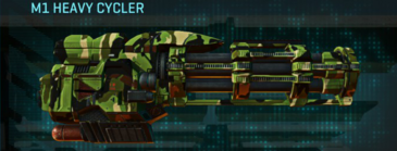 Jungle forest max m1 heavy cycler