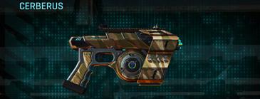 Indar dunes pistol cerberus