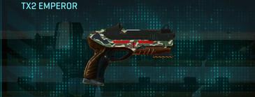 Scrub forest pistol tx2 emperor