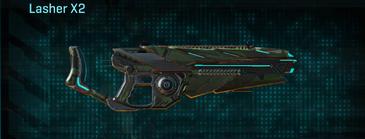 Amerish scrub heavy gun lasher x2