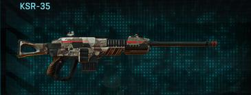 Desert scrub v2 sniper rifle ksr-35