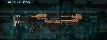 Indar canyons v1 shotgun af-57 piston