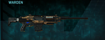 Indar plateau battle rifle warden
