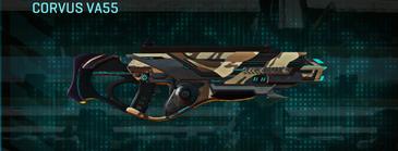 Indar scrub assault rifle corvus va55
