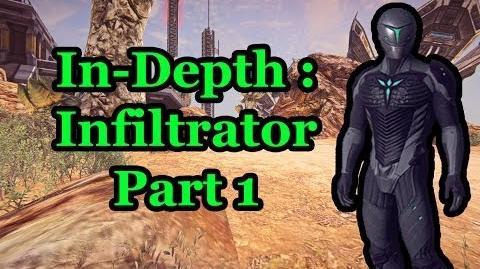 In-Depth infiltrator Guide - Suit slot