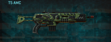 Amerish forest carbine t5 amc