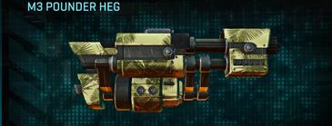 Palm max m3 pounder heg