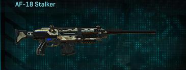 Desert scrub v1 scout rifle af-18 stalker