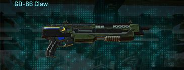 Amerish leaf shotgun gd-66 claw