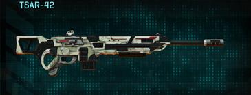Indar dry ocean sniper rifle tsar-42