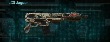 Arid forest carbine lc3 jaguar