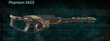 Arid forest sniper rifle phantom va23