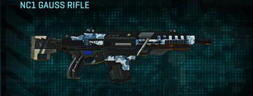 Nc urban forest assault rifle nc1 gauss rifle