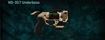 Desert scrub v2 pistol ns-357 underboss